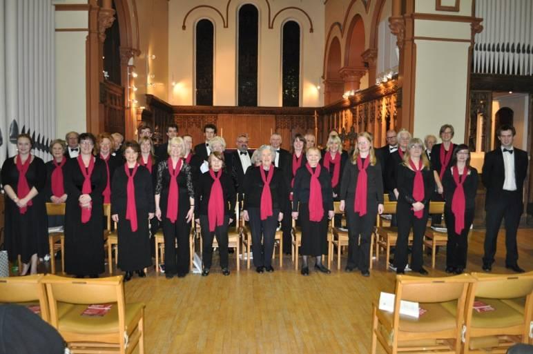 Choir Christmas 2013 b